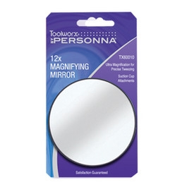 Toolworx ~ Suction Cup 12X Mirror