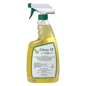 Citrus II Germicidal Cleaner Spray