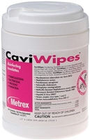 CaviWipes Disinfecting Towelettes by Metrex Ct 160