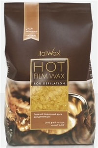 Ital Natural Hard Pellet Wax 1000g/2.205lbs.