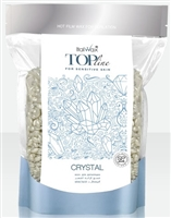 Ital Crystal Pellet Hard Wax for Sensitive Skin 750g,/1.654lbs.