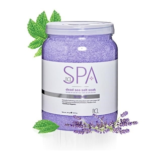 BCL • Dead Sea Salt Soak - Lavender Mint