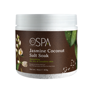 BCL Spa • Jasmine Coconut Sea Salt Soak