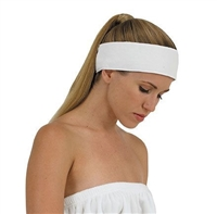 Canyon Rose ~ Plush Microfiber Headband
