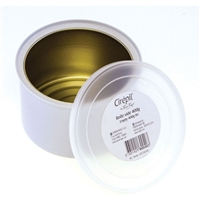 Empty Wax Tin for Cirepil Hard Wax Pellets