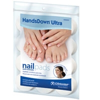 Graham - Hands Down Ultra Nail & Cosmetic Remover Pads