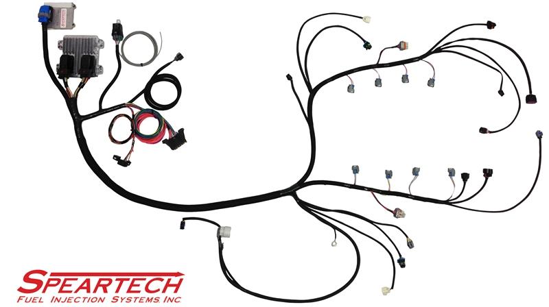 ls 58x harness package (4l60e 4l70e 4l80e) MSD Wiring Harness