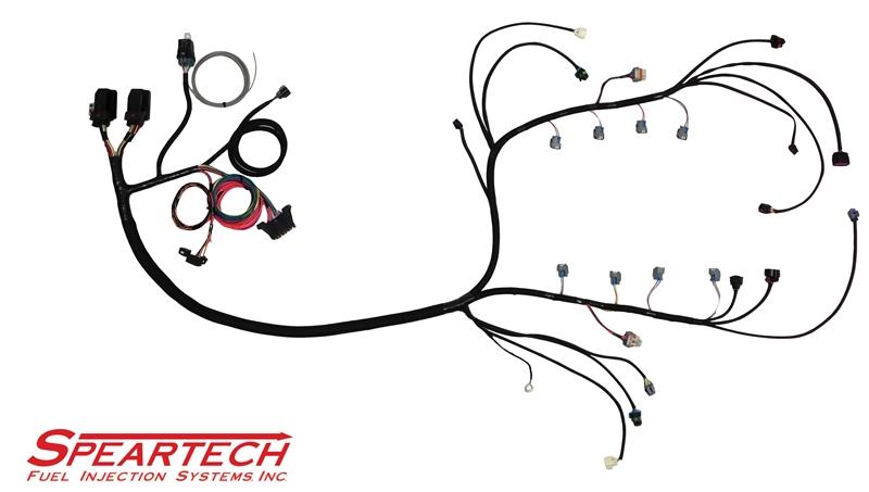 LS 58x Standalone Harness (Manual) | Speartech Wiring Harness |  | Speartech