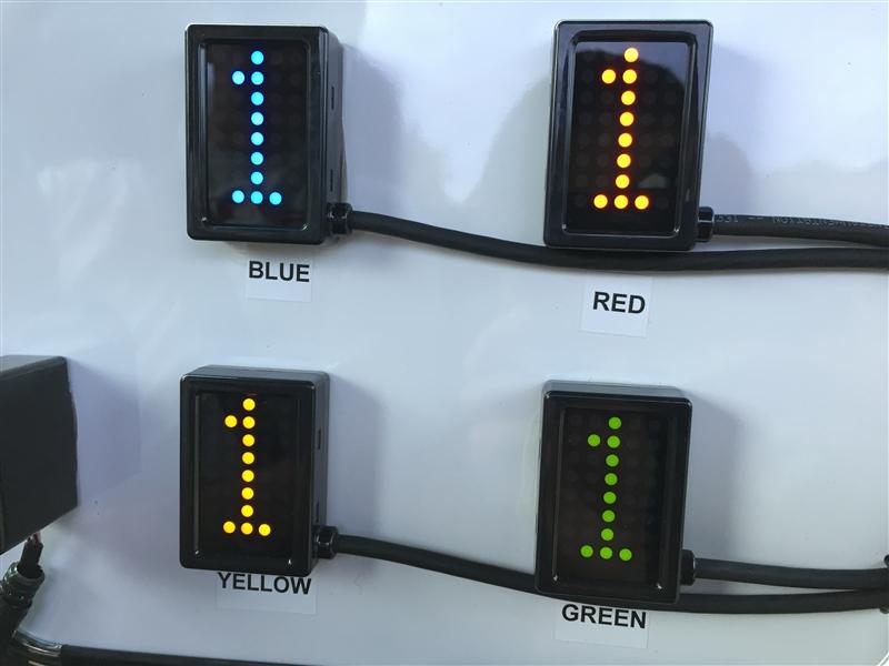 6L80 / 6L90 / 8L90 Gear Indicator