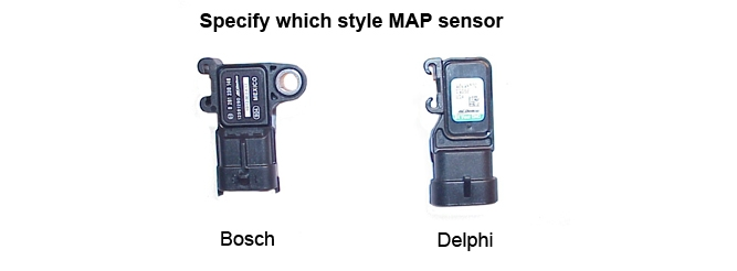 MAP Sensor Extension Harness