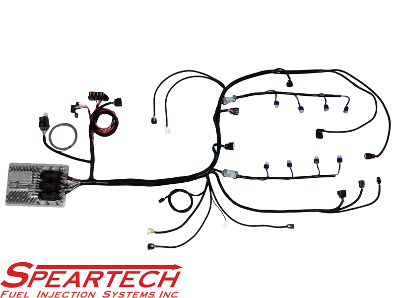 Ls1 Standalone Wiring Harness For Sale : Speartech gen v harness