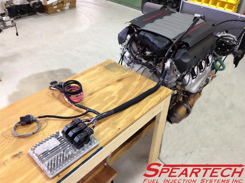 Speartech Gen 5 V8 Harness | Speartech Wiring Harness |  | Speartech