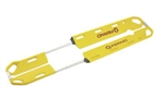 Scoop EXL (Yellow) with 3 Pack Of 430-P Black Restraints