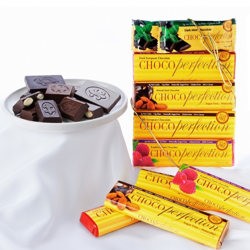 ChocoPerfection 6-bar assorted gift box