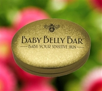 Honey House Naturals: Natural Belly Bar Lotion