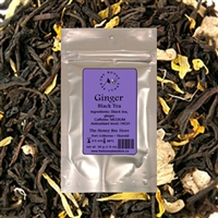 Ginger Tea The Honey Bee Store
