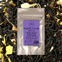 Cream Vanilla Tea: The Honey Bee Store, Niagara