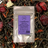 Cranberry Tea: The Honey Bee store Niagara