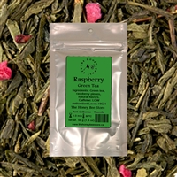 Raspberry Green Tea - Niagara, Ontario The Honey Bee Store