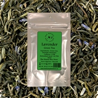 Lavender Green Tea