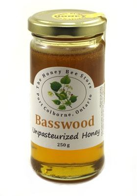 Basswood Honey 250 g