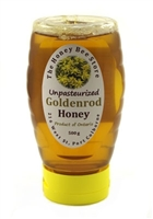 Goldenrod Honey, squeeze bottle 500 g