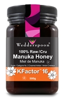 Raw Manuka Honey Active 16+, 500g