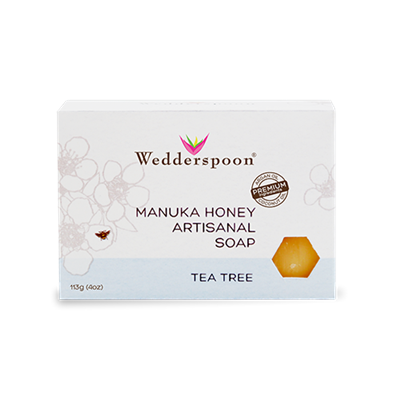 Manuka Honey & Tea Tree Soap