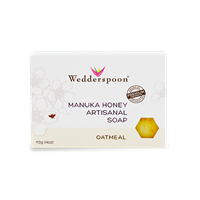 Manuka Honey & Oatmeal Soap