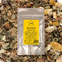 Serenity Herbal Tea Blend - The Honey Bee Store, Niagara, Canada