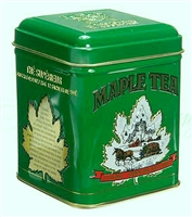MAPLE TEA: SOUVENIR TIN 12 tea bags