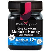 Raw Manuka Honey Active 12+, 250g