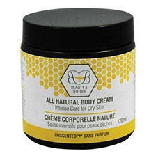 Natural Beeswax Body Cream by Annie's Apitherapy