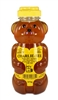 Pure Canadian unpasteurized honey from Ontario, Cute Bear