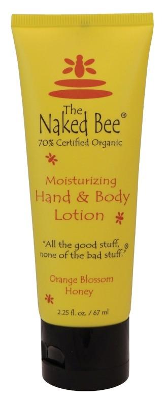 The Naked Bee 1-6.7 oz Moisturizing Hand & Body Lotion