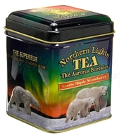 Northern Lights Tea in a Souvenir Tin