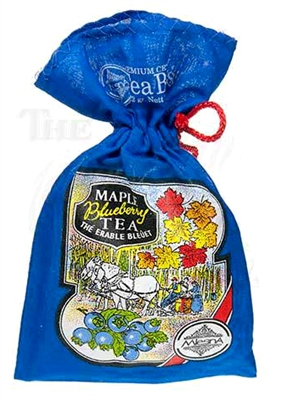 Maple Blueberry Tea, 10 tea bags, metropolitan tea Canada