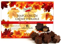 Maple Cream: Milk Chocolate gift box