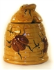 Beehive Honey Jar