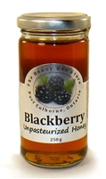 Blackberry Honey Canada, British Columbia Honey 250g