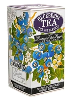 Blueberry tea - 30 foil tea bags