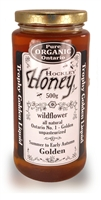 Ontario's Certified Organic Honey, Liquid Golden, 500 g