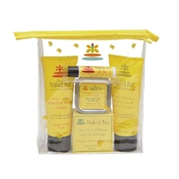 Gift Set / Travel Kit by The Naked Bee