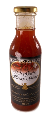 Chili Garlic Honey Glaze