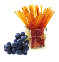 Sour Grape Honey Sticks, 10 pack