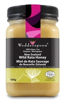 Raw Organic Wild Rata Honey