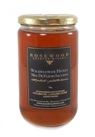 Raw Niagara Wildflower Honey from Rosewood Estates Winery, 1 kg
