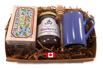 Blueberry Honey Perfect Gift for a Honey Lover!