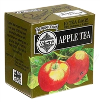 Apple tea  - 10 foil tea bags