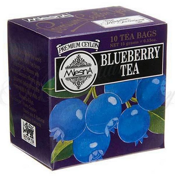 BLUEBERRY TEA - 10 tea bags